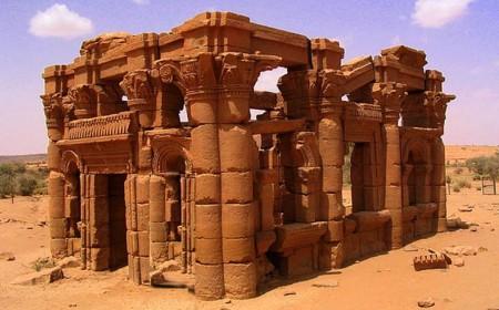 Nubija, posljednji odsjaj koptskog Egipta