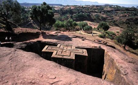 Etiopija, jedinstven spoj crne Afrike i hrišćanskog istoka