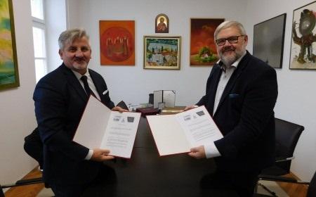 Протокол о сарадњи Музеја Словачког народног устанка и Архива Војводине