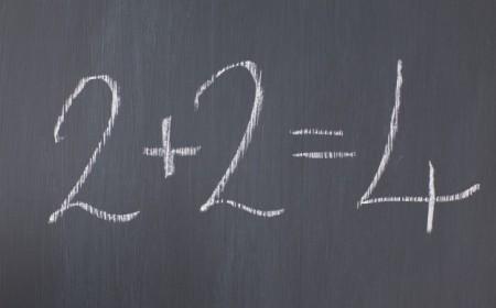 Zašto je 2+2=4?