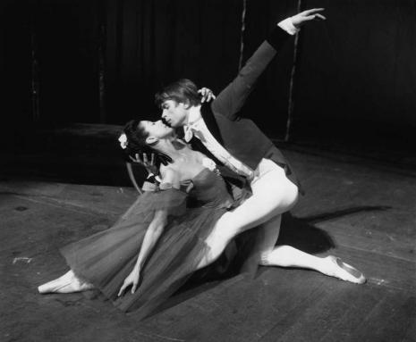 Nurejev i Dama Margo Fontejn imali su jedno od najslavnihih partnerstva u baletu/Getty Images