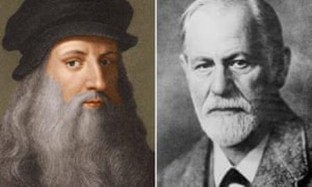 Psihoanalitička teorija kulture, psihioanaliza i Leonardo da Vinči