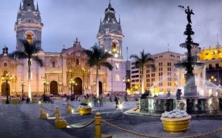 Lima – dah kraljevske prošlosti
