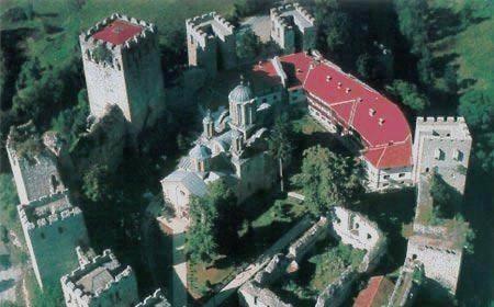 Кратак преглед историје, архитектуре и археолошких истраживања Манастира Ресава