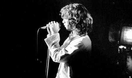 Jim Morrison's blues
