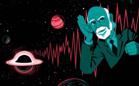 Nečujni ples svemira