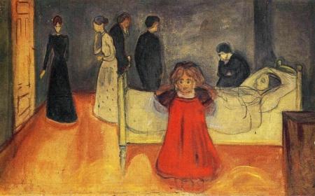 Edvard Munk – očaj umetnika