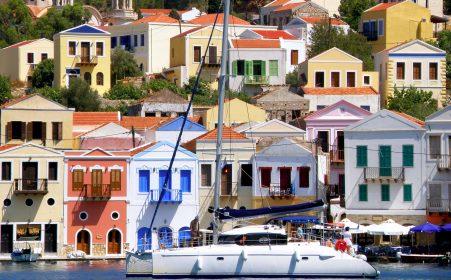 Kastelorizo, najudaljenije grčko ostrvo