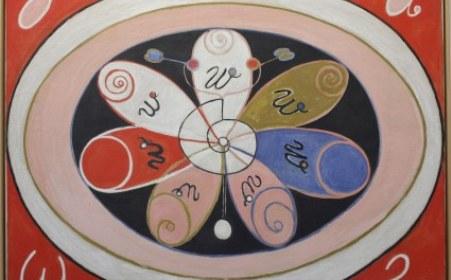 Hilma af Klint: opsednuta slikarica