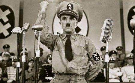 """Čarli Čaplin – """"Veliki diktator"""""""