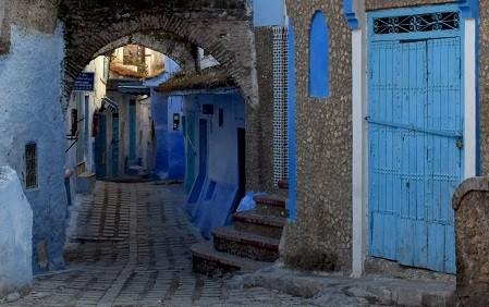 Maroko – plavi grad Šefšauen (Šefšaen)