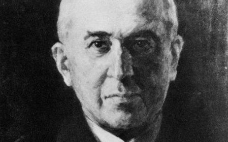 Milutin Milanković, jedan od najuticajnijih srpskih naučnika