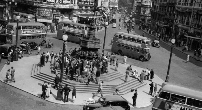 Miloš Crnjanski:Roman o Londonu –ili život koji je izgubio svoje čari