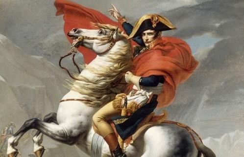 Наполеон у кафеној кашичици