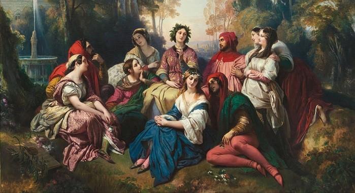Razum i razonoda ili poezija kao praktična filozofija – Bokačo