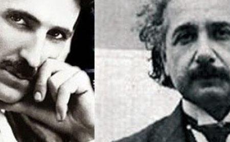 Tesla, Ajnštajn i gospod Bog