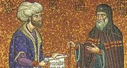Franjo Asiški, ruski isihazam i islamski sufizam