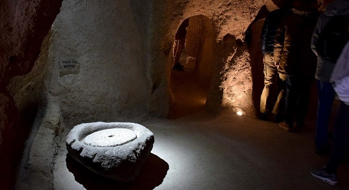 Turska – podzemni gradovi Kapadokije