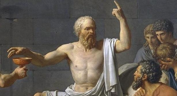 Sokratova odbrana i smrt