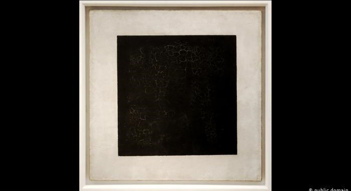 Maljevič – Crni i Beli kvadrat