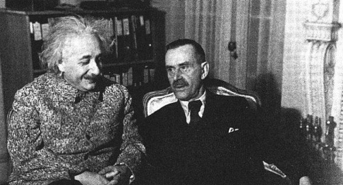 """""""Čarobni breg"""" Tomasa Mana i teorija relativiteta"""