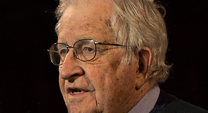 Marksova krtica – Noam Čomski