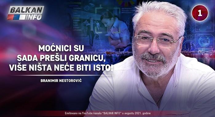 Komentar na gostovanje dr Nestorovića