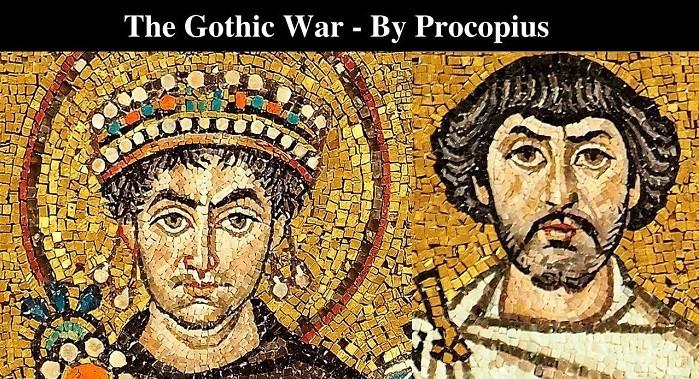 Prokopije iz Cezareje – Tajna istorija